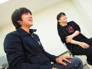 ゴーイン座談会:山口弘史 安食宏美
